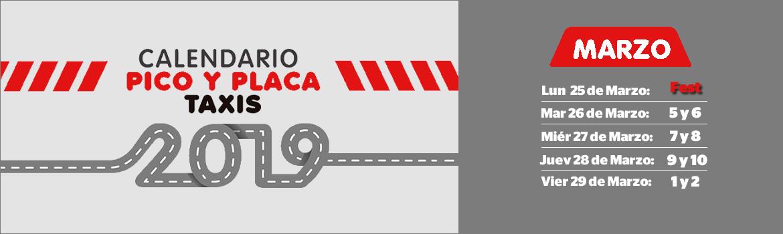 Slider-PicoPlaca
